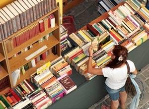 Hoy comenzó la XXI Feria del Libro Usado. Entérate de todos los pormenores de la feria en http://www.facebook.com/librousadoumayor