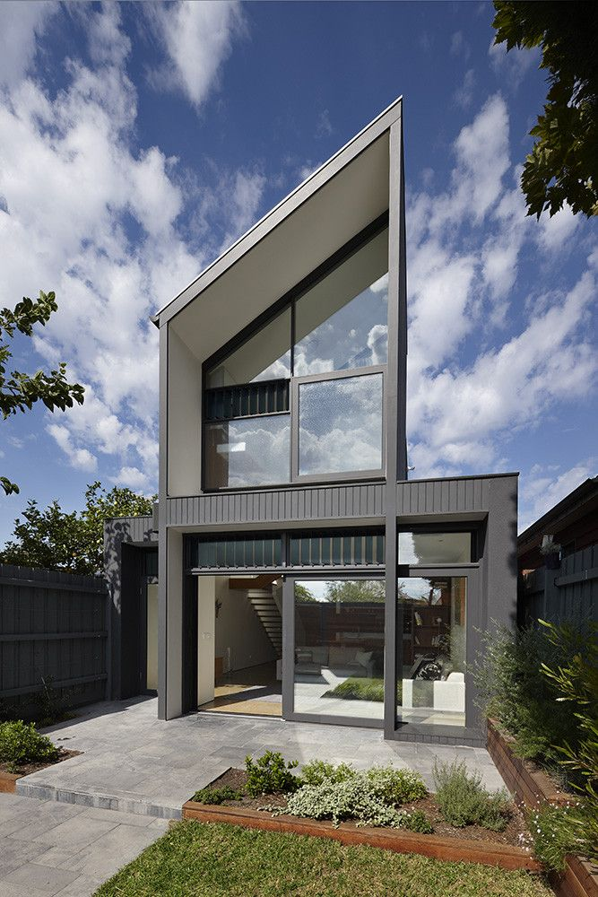 gallery of north fitzroy house 2