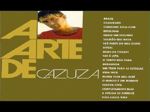 Cazuza - Coleção A Arte de - CD Completo - YouTube