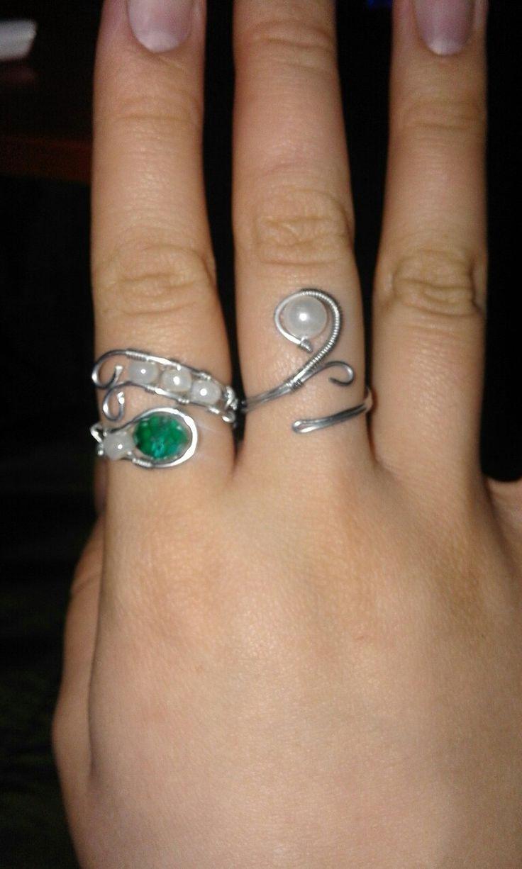 Проволочные кольца