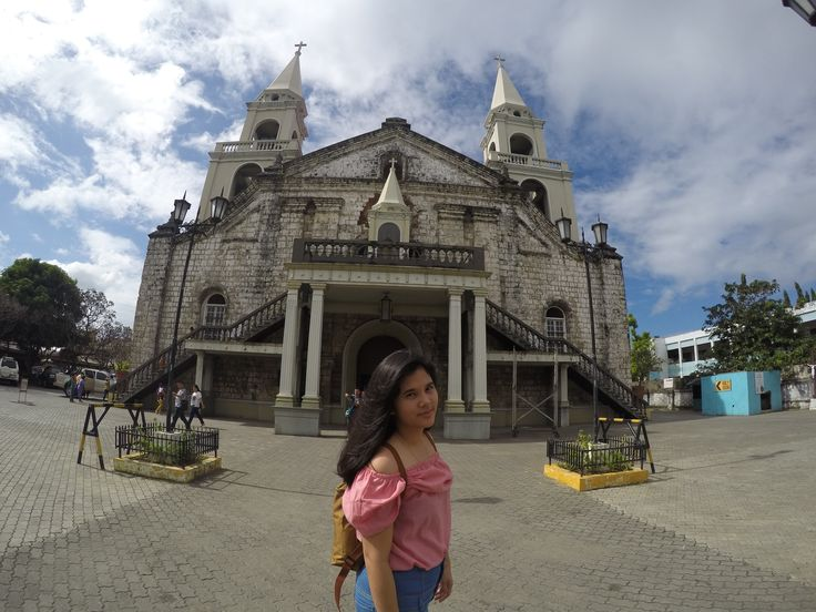 Our Lady of Candles, Jaro, Iloilo City #babescapades #philippines