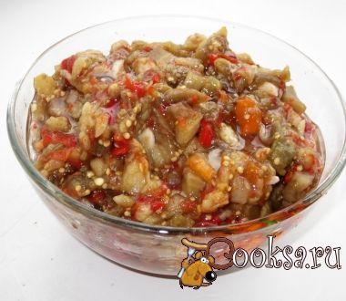 Хоровац-салат по-еревански