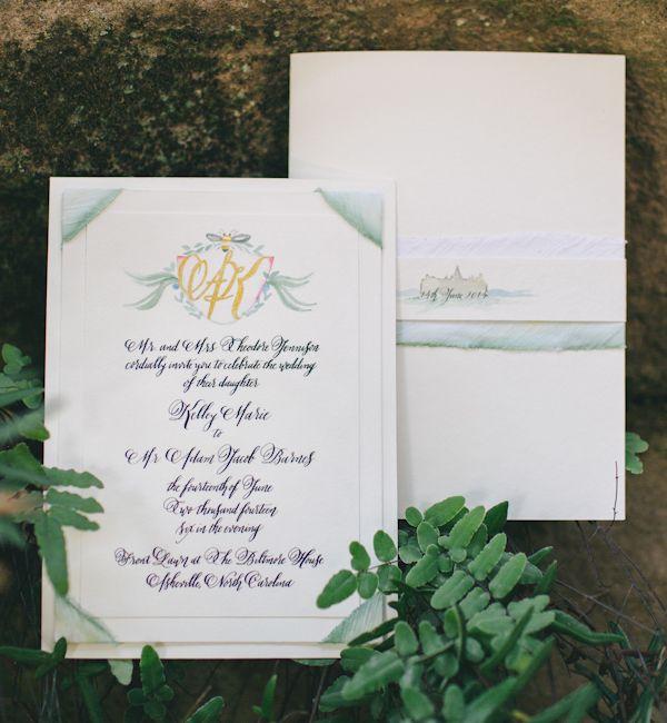 40 best Artistic Black Tie Wedding Invites images on Pinterest ...
