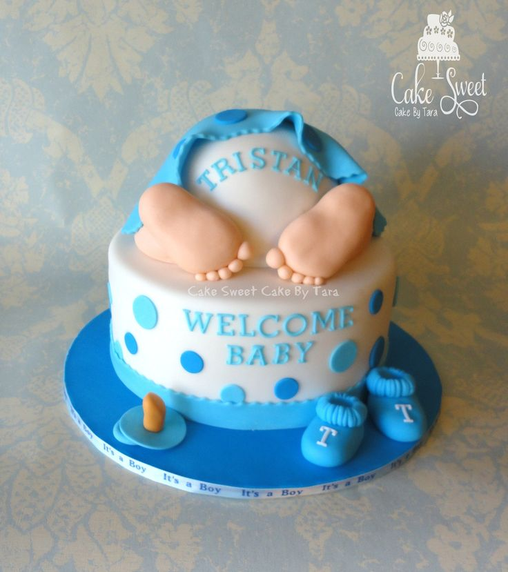 How To Make Baby Bum Cake