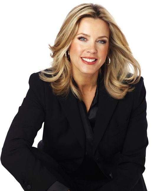 News Anchor, Deborah Norville