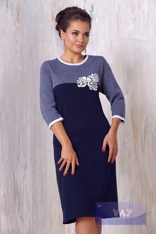 Платье жен. 2204 - Платья, костюмы, юбки VAY - Фемина Трейд