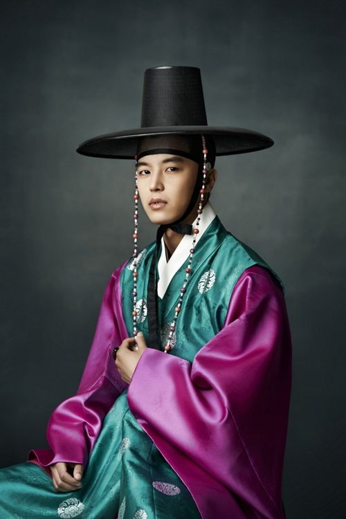 Arang and the Magistrate  (One of my favorite tragic characters.)