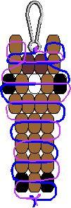Horse Pony Bead Pattern