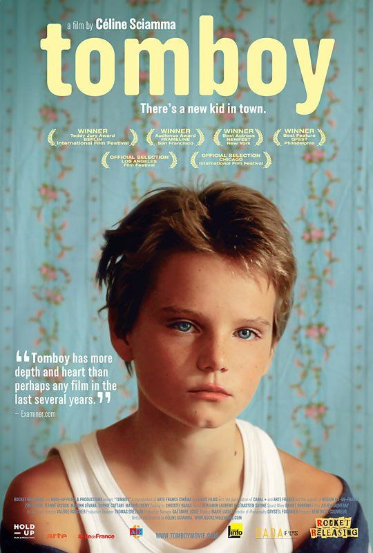 Tomboy (2011) ... A 10-year-old trans boy is provided with an opportunity to embrace his identity when settling into to a new neighborhood outside Paris, but hateful prejudice soon catches up.