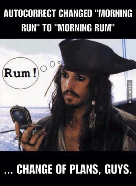 Did someone say Rum?