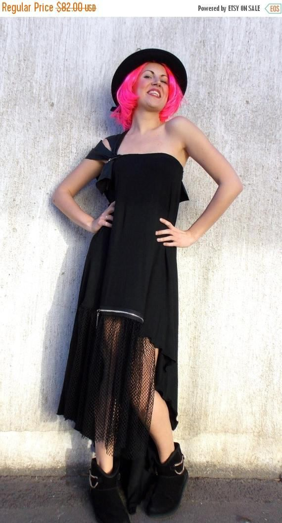 Check out this item in my Etsy shop https://www.etsy.com/listing/216936998/sale-25-off-black-maxi-dress-plus-size
