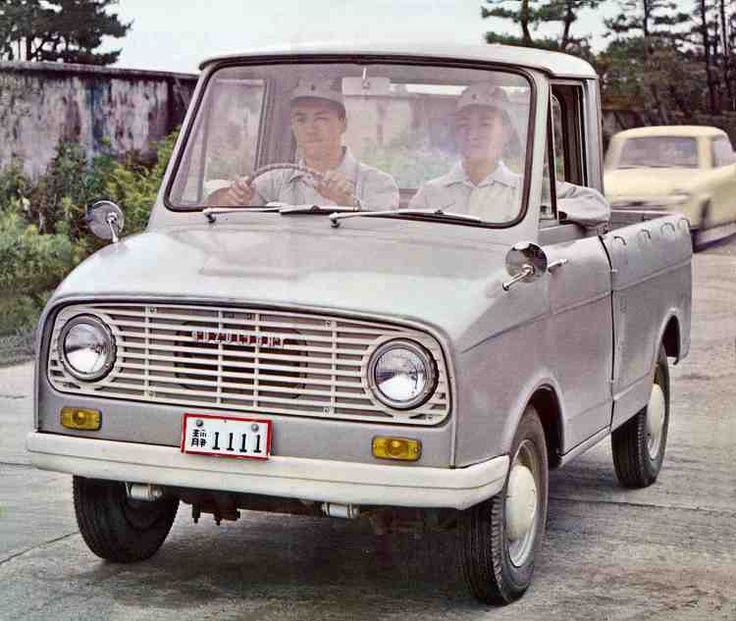 Suzulight Carry - 1961