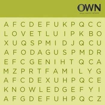 What's the first word u see!