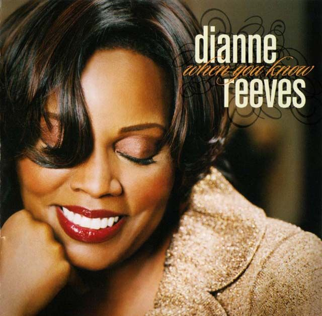 Dianne Reeves!!! | Afro / Acoustic/ jazz/ roots ...