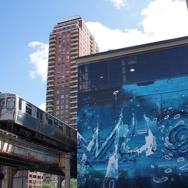 South Loop, Chicago. Pinned by #CarltonInnMidway - www.carltoninnmidway.com