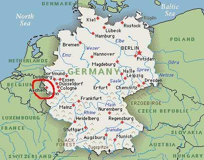 Resultado de imagem para Aachen