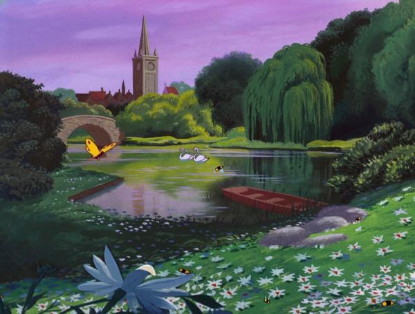 Alice Wonderland 1951 Disney Screencaps