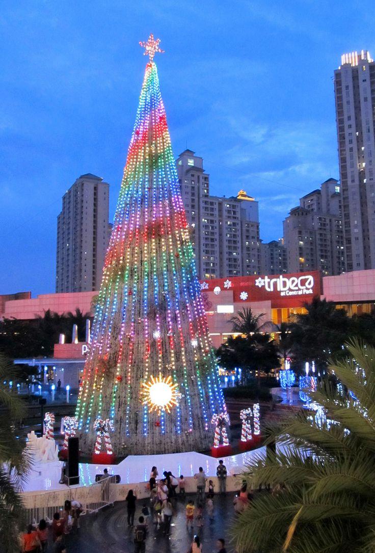 Christmas City ~ Central Park Mall, Jakarta