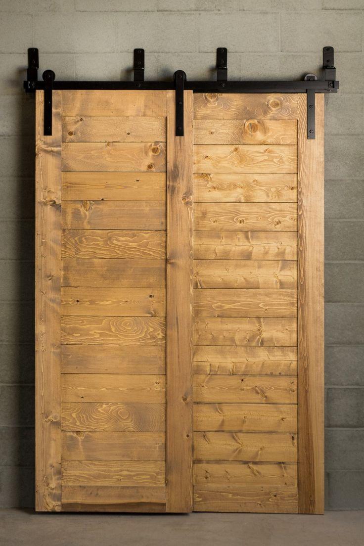 Solution To Hide Laundry Area: Barn Door Hardware   Bypass Sliding Door