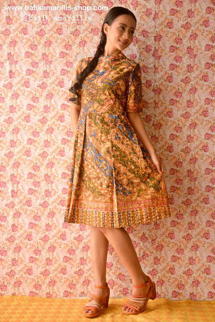 Batik Amarillis Made in Indonesia www.batikamarillis-shop.com