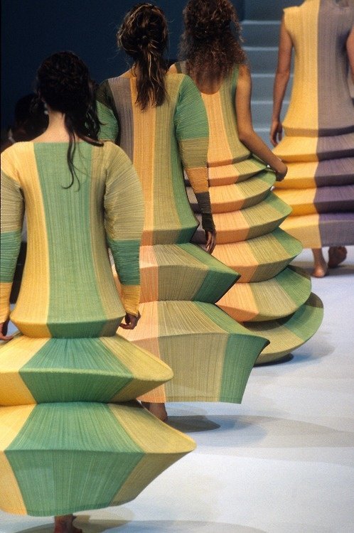 Issey Miyake by Anthea Simms