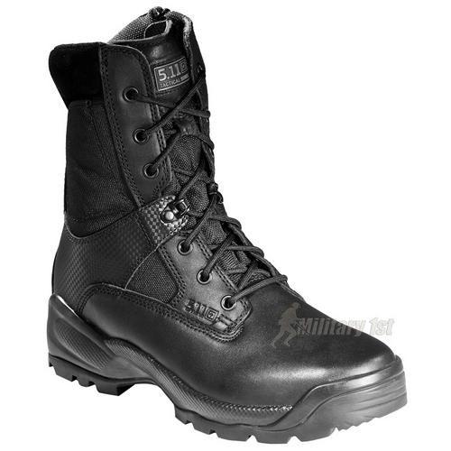 "5.11 ATAC 8"" Side Zip Boot (Black)"