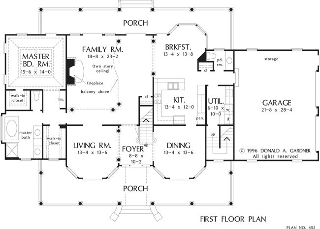 148 best House Plans images on Pinterest   Country house plans ...