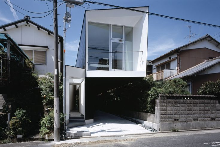 M-House in Nagoya, Japan by D.I.G Architects