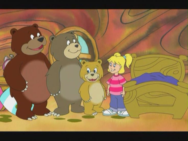 Goldilocks and the Three Bears. Nursery Rhymes Fairy Tales for kids in English. Learning english for children, kids rhymes, children songs,…
