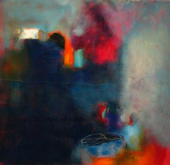 Mary Ann Wakeley: Wakeley Deepli, Art, Anne Wakeleypaint, Artworks Paintings, Abstract Art, Mixed Media, Canvas, Abstract Inspiration, Mary Anne