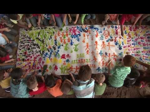 Australian Harmony  Day video- actually a short fun rap with inclusive pictures of children and families.