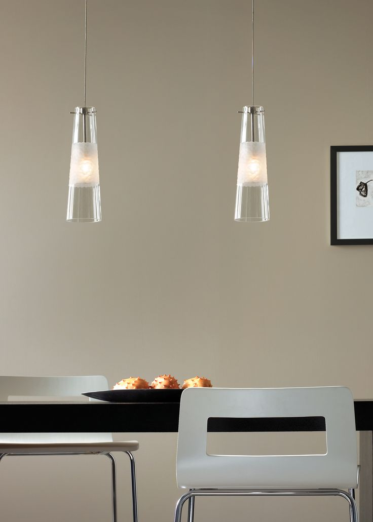 Between the bump outs bonn pendant by lbl lighting