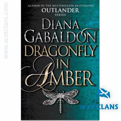 We now sell the Outlander novels at ScotClans!