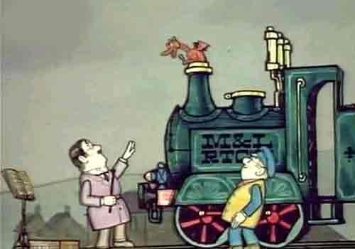 Ivor the Engine - Peter Firmin