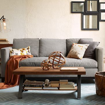 Blake Down-Filled Sofa #WestElm