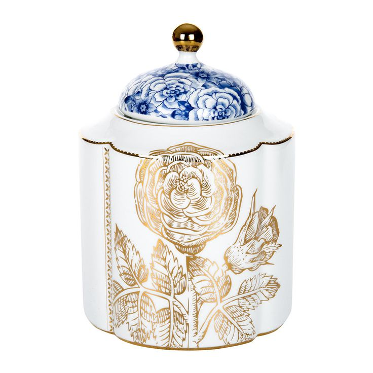 Discover the Pip Studio Royal White Storage Jar at Amara