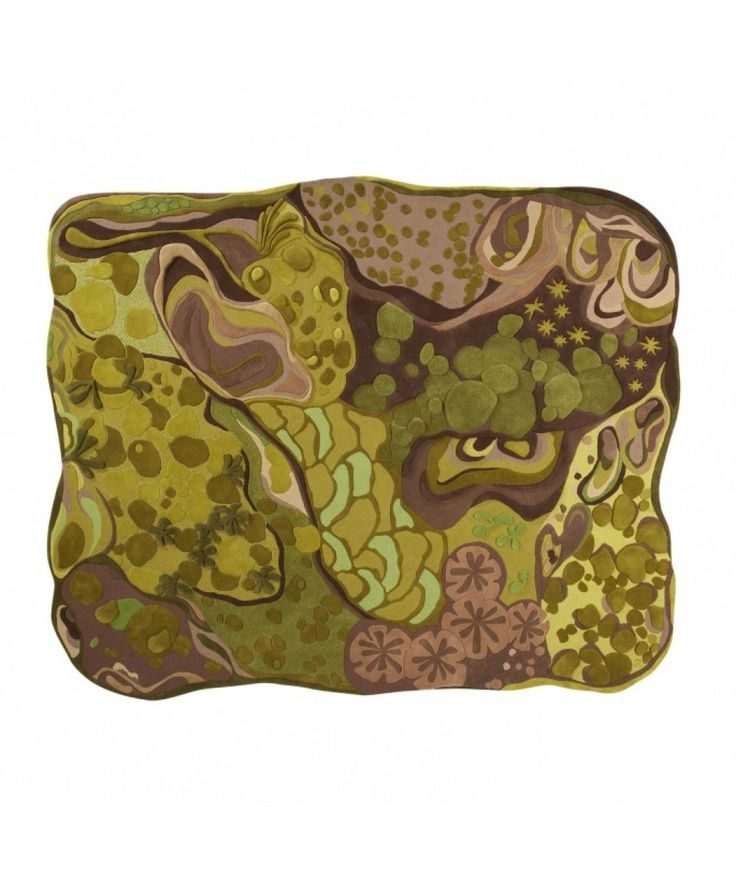 Other View Of Rug Nature Inspired Rugs From Angela Adams Woodland