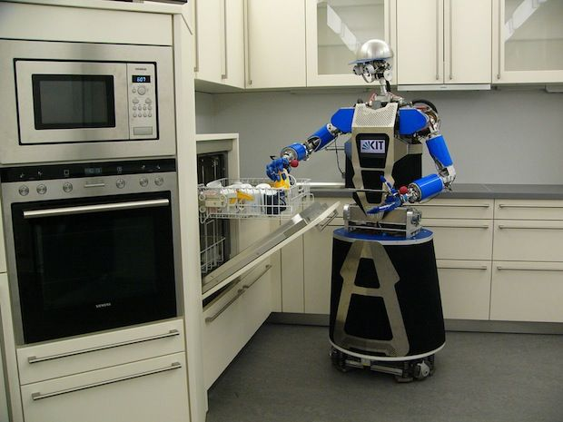 25 Best Domestic Robots Past Present Amp Future Images On