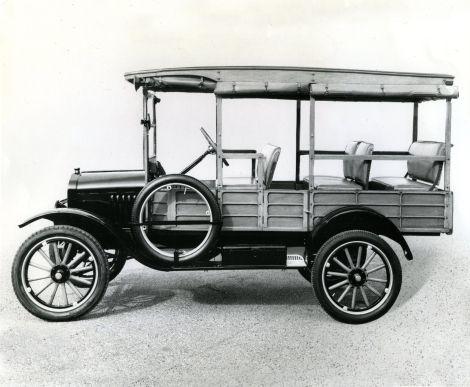 Ford Model T Mifflinburg Depot Hack