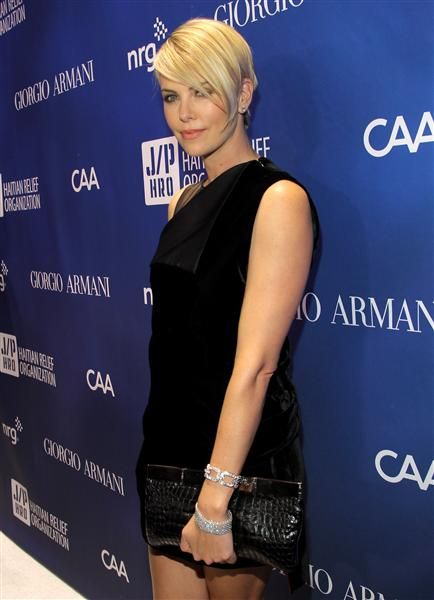 Charlize Theron - Jan 2014