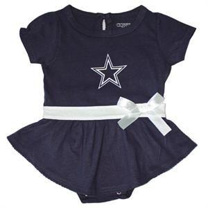 dallas cowboy baby: Cowboys Infants, Infants Girls, Blue Dresses, Girls Dresses, Baby Girls, Dallas Cowboys Baby, Cowboy Baby, Infant Girls, Toddlers Blue