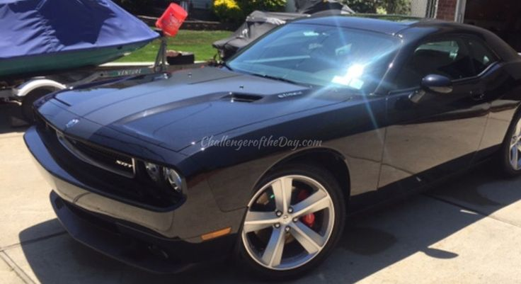 A Thousand Miles and a Slice of Homemade Pecan Pie. The story of the journey that brought this 2010 Dodge Challenger SRT8 Limited Edition to Paul's dream come true!