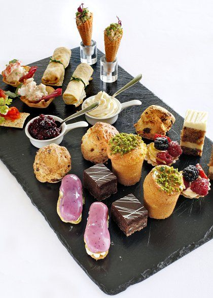 Afternoon Tea at Harvey Nichols Edinburgh. £20 - AfternoonTea.co.uk