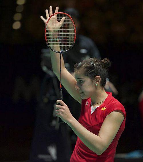 Con tan sólo 22 años, Carolina Marín ha conseguido ascender al Número 1 del Mundo en #bádminton, conviertiéndose así en la segunda europea de la historia en lograrlo. ¡Enhorabuena de parte de Atmósfera Sport!