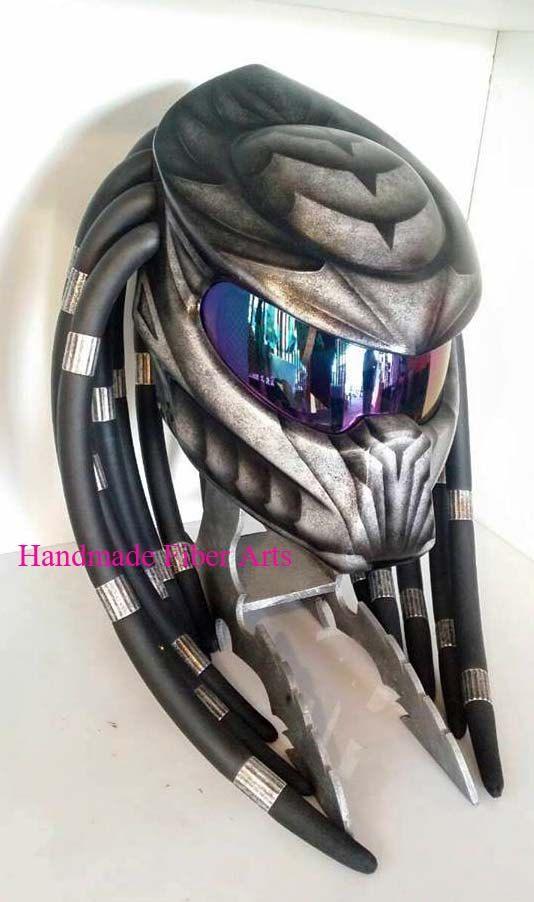 37 besten predator helmet original bilder auf pinterest. Black Bedroom Furniture Sets. Home Design Ideas