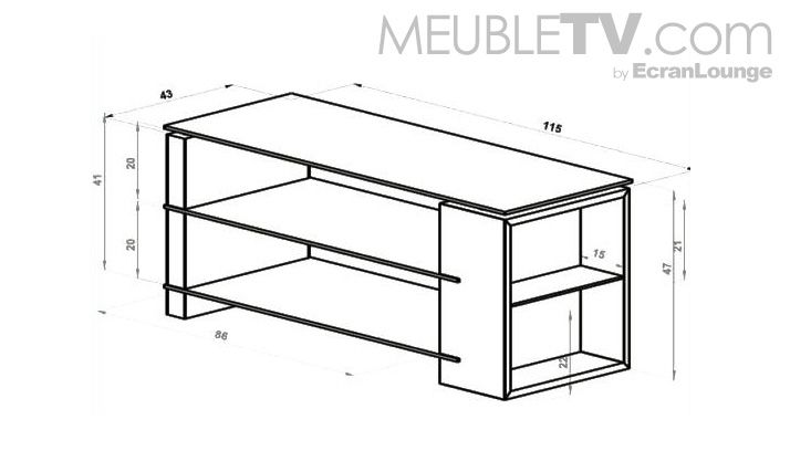 Dimension Meuble