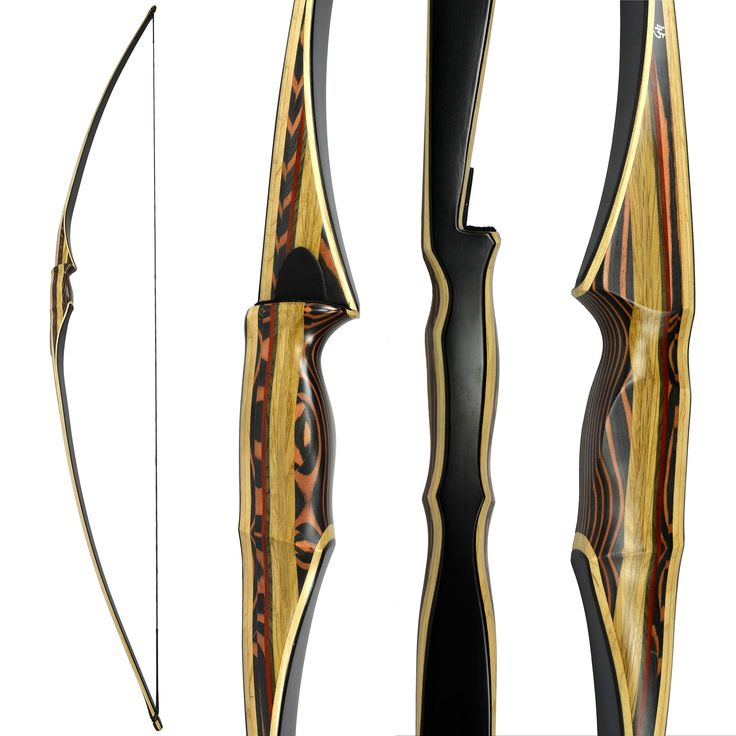 Scorpion Longbow by Southwest Archery USA |LIMITED TIME SALE| available with Stringer Tool | weights 25-60 lb | LEFT and RIGHT HANDED | ASSEMBLY INSTRUCTIONS INCLUDED | FREE GIFT | RH 25 W/ STRINGER