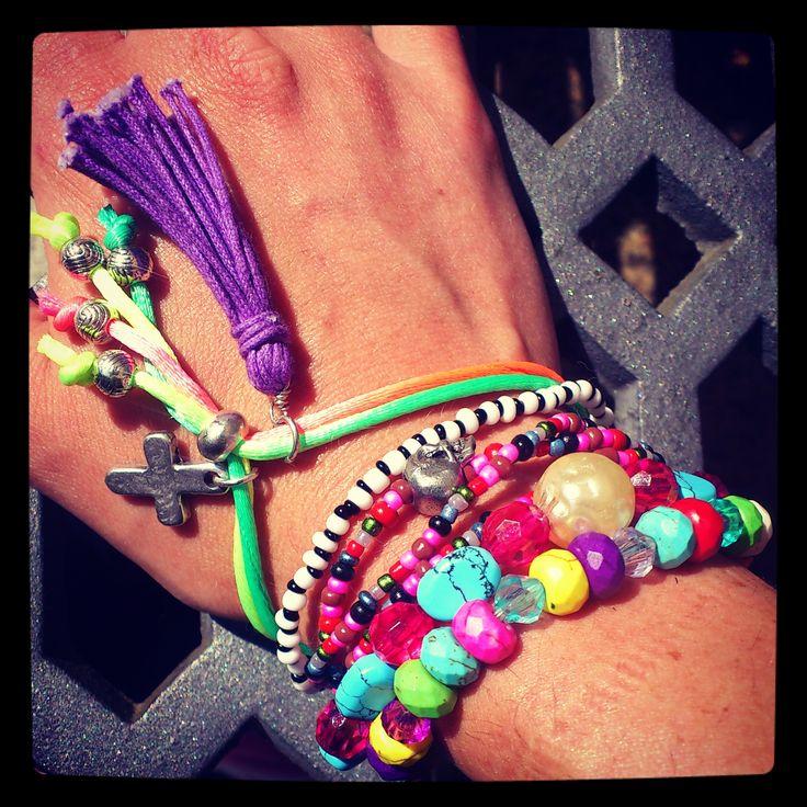 armcandy pulseras summer accessories shuuforyou style fashion bisuteria handmade diy