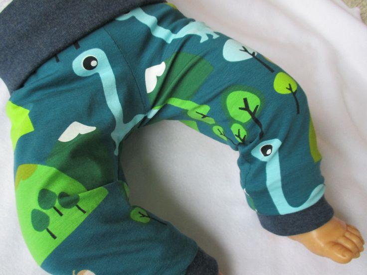"""Pumphosen - Pumphose """"Dinosaurier"""" - ein Designerstück von Naehsthekchen bei DaWanda"""