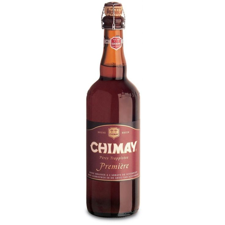 Birra CHIMAY TAPPO ROSSO 7% cl.75